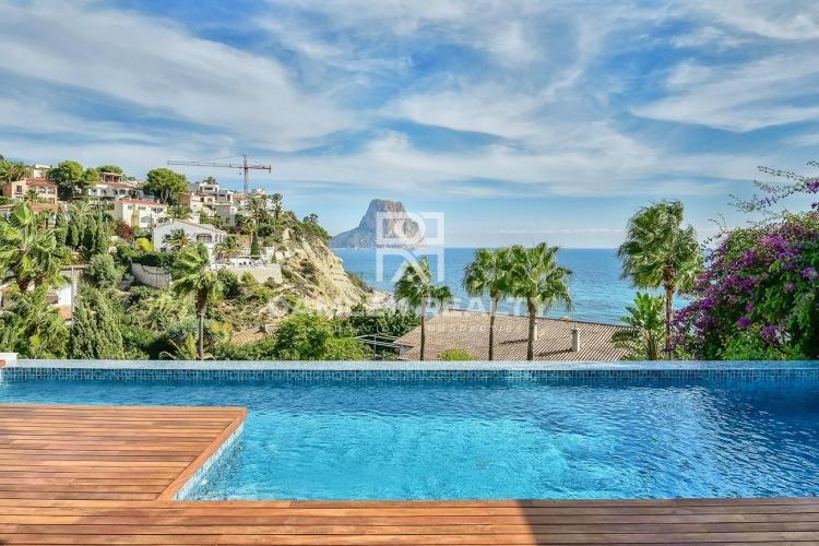 Villa de lujo a 180 metros de la playa.
