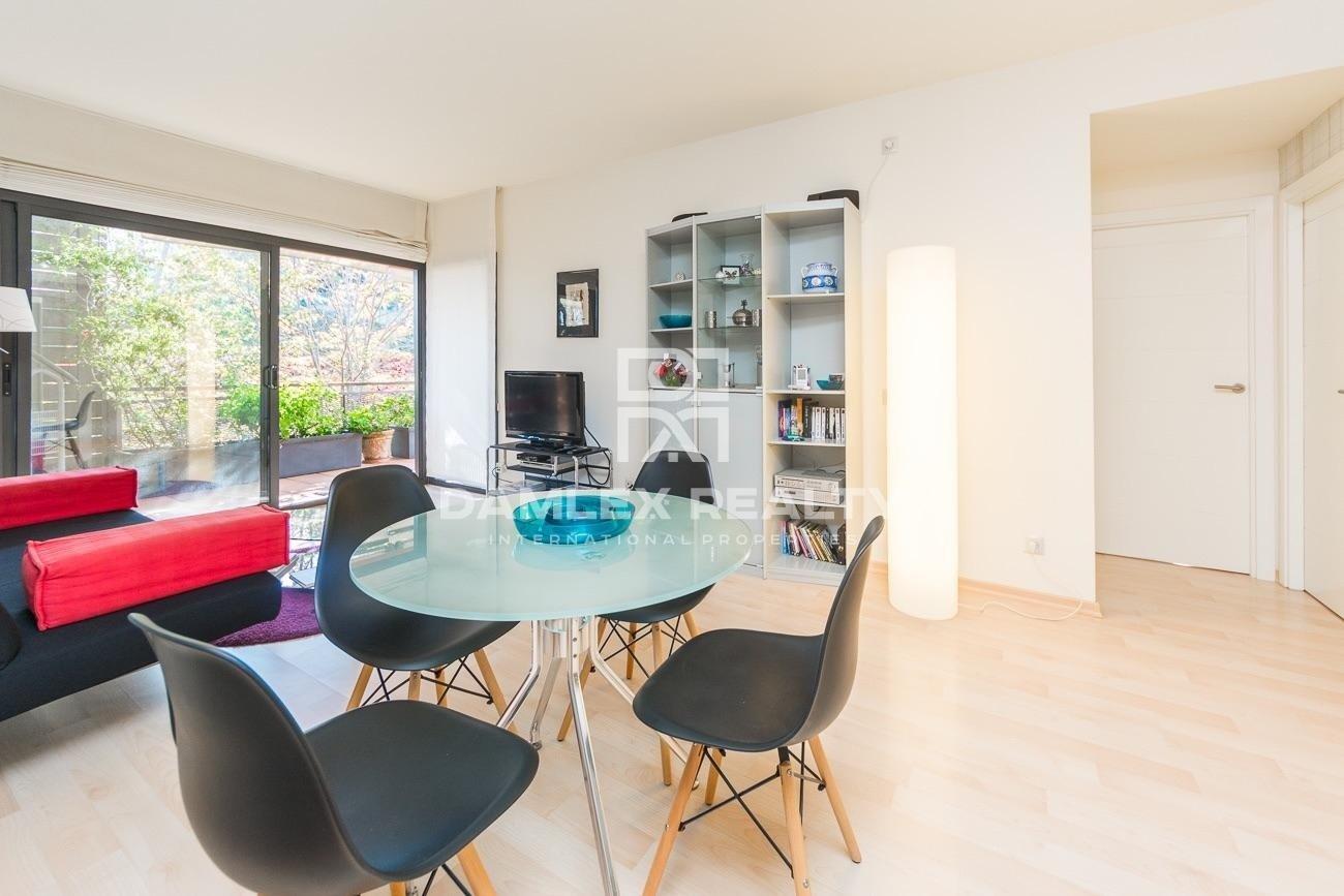Fabuleux penthouse dans résidence luxe à 300 m de la plage de Sa Boadella.