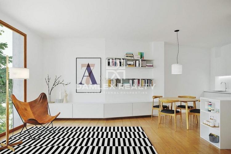 Appartement avec 1 chambres a vendre á Zona Alta, Barcelone-Appartement