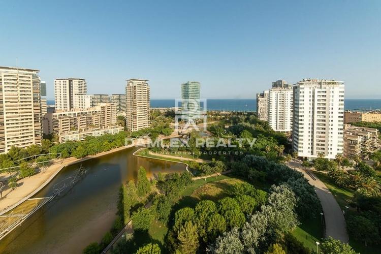Appartement dans un complexe à Diagonal Mar
