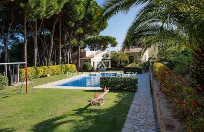 Villa privée à 100 mètres de la belle plage de Blanes