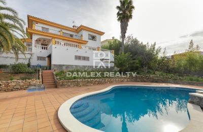 Villa avec licence touristique à Lloret de Mar