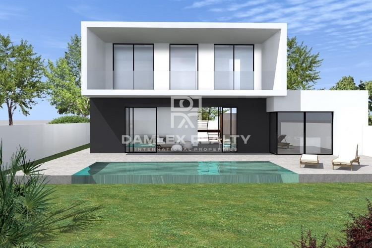 Villa de luxe à Empuriabrava avec son propre amarre de 19 mètres