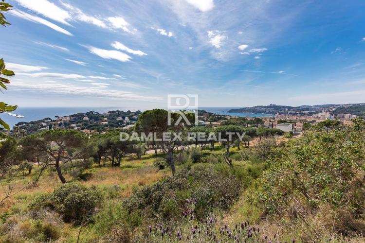 Terrain dans le prestigieux quartier de S`Agaró