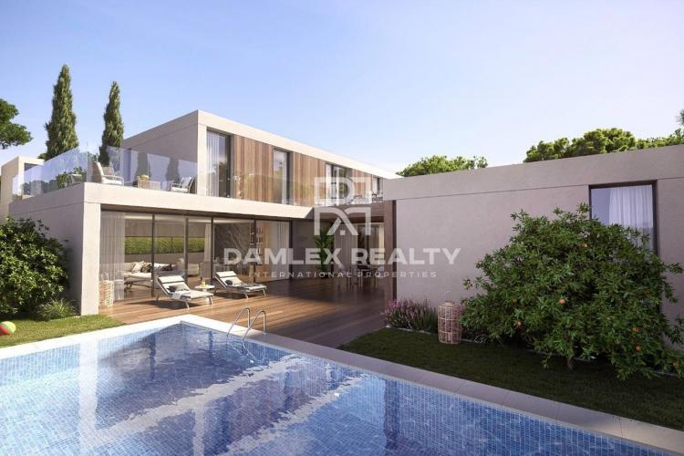 Villa moderne à S`Agaro près d`une plage exceptionnelle