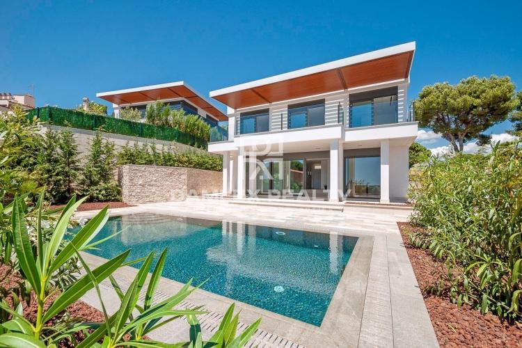 Magnifique villa neuve près de la plage à Playa de Aro
