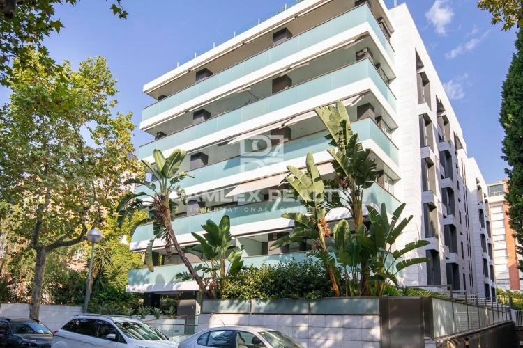 Appartement de luxe dans un quartier prestigieux de Barcelone
