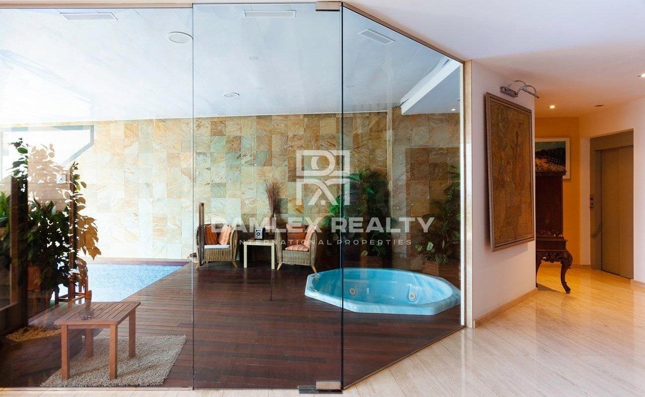 Villa de luxe avec vue mer à Blanes