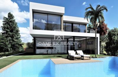 Magnifique villa design moderne à 1 km de la plage