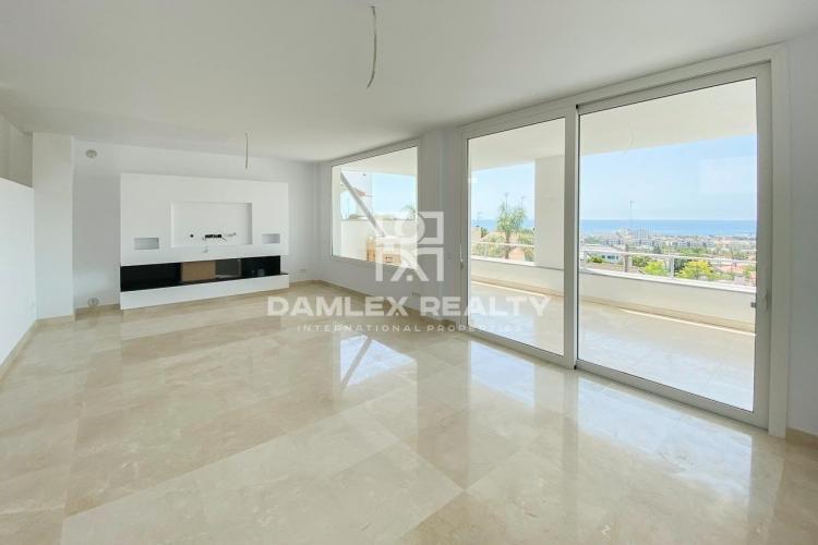Villa avec vue sur la mer à seulement 5 minutes de la plage à Sitges