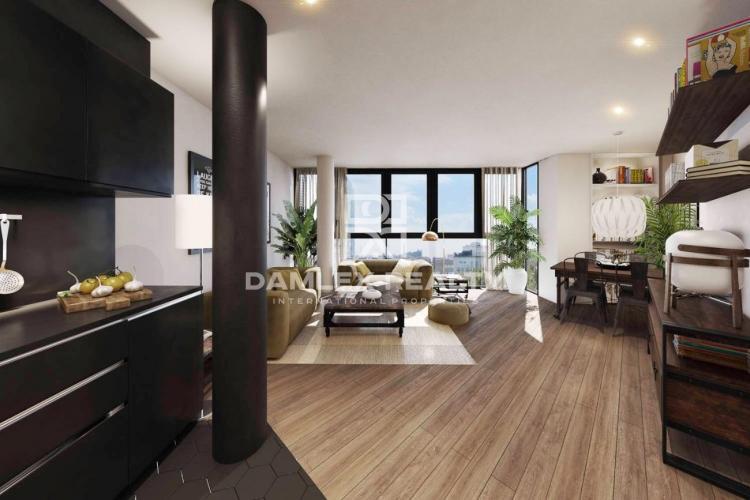 Nouveaux appartements près de la plage à Barcelone