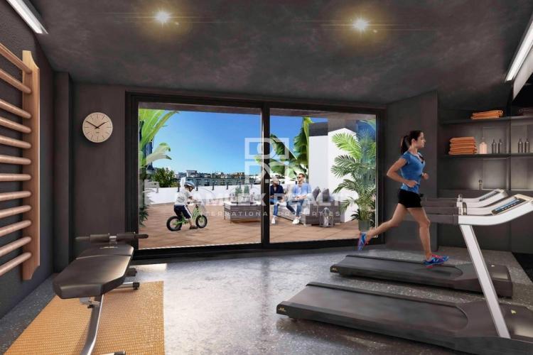 Nouvel appartement moderne dans le quartier maritime de Barcelone