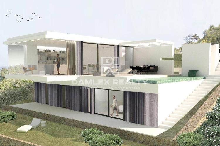 Villa de design moderne à Begur