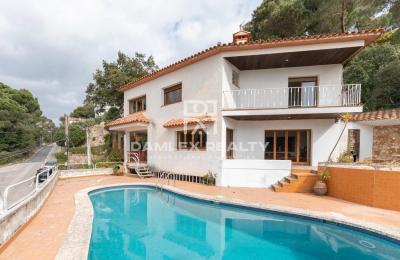 Fantastique maison avec vue sur la mer à Roca Grossa