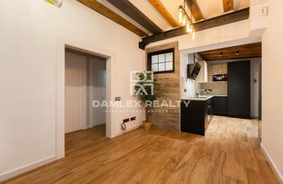 Appartement rénové dans le centre historique de Barcelone