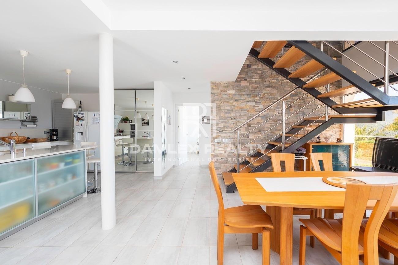 Jolie maison à Calonge avec vue mer panoramique