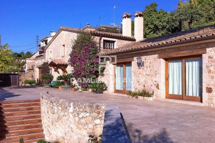 Villa dans une urbanisation tranquille près du centre de Platja d`Aro